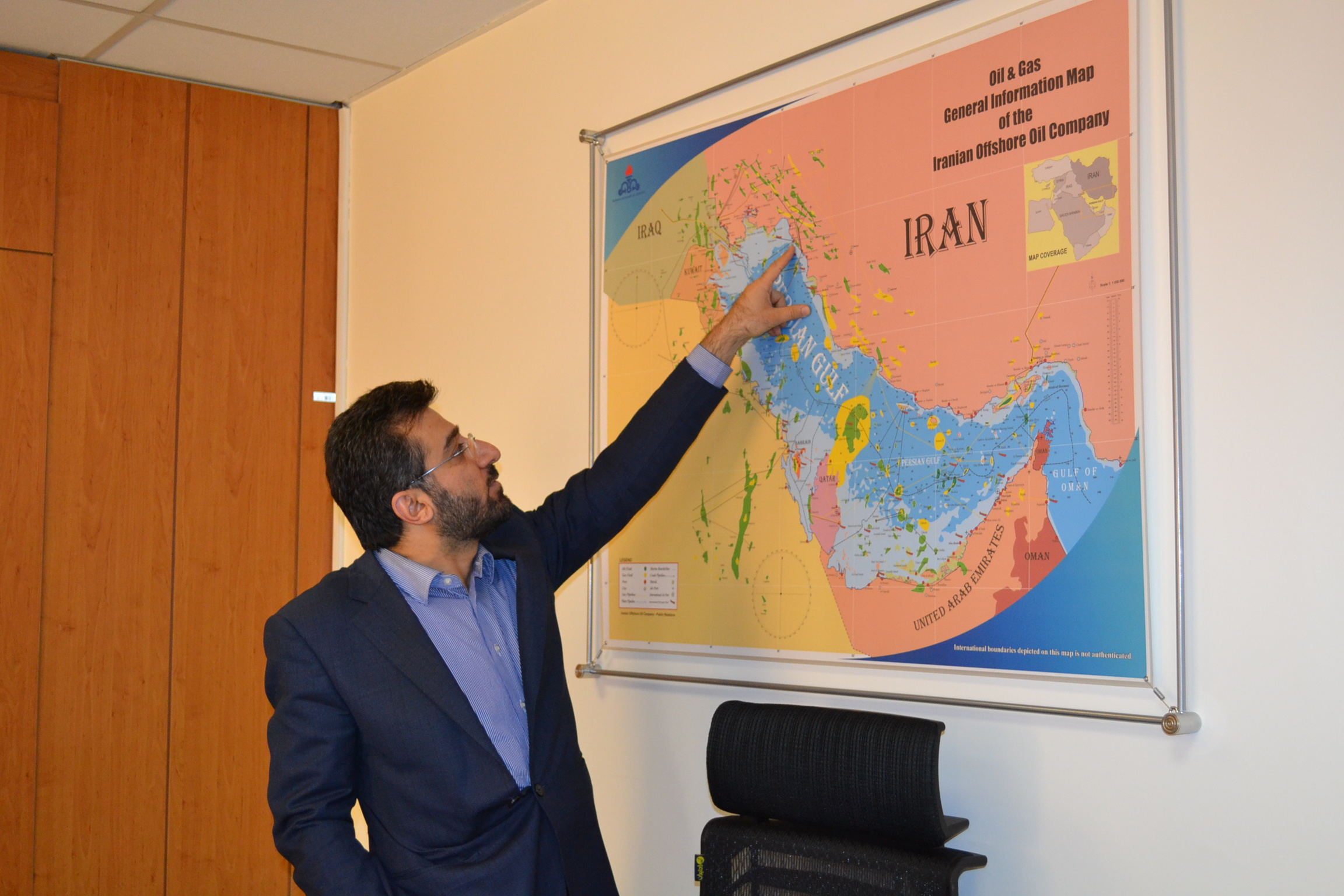 January 2017, EUmanage organised a market entry visit to Iran by request of Atlas Professionals.